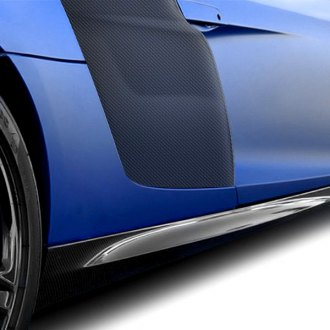 German Rush® - V10 Style Side Skirts