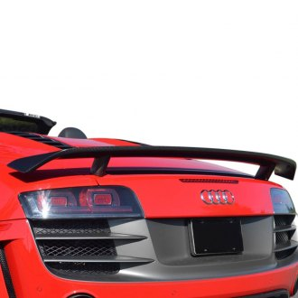 German Rush® - Custom Style Rear Wing Spoiler