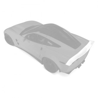 CA Super Coupes® - ZLR Style Rear Lip Spoiler