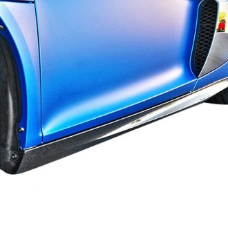 Vertical Doors® - German Rush™ Side Skirts