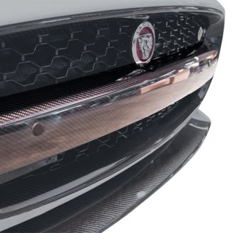 Vertical Doors® - German Rush™ Grille Bar
