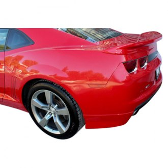 Vertical Doors® - CA Super Coupes™ Hot Wheels Style Fiberglass Rear Bumper Extensions (Unpainted)