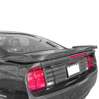 Vertical Doors® - CA Super Coupes™ Saleen Style Carbon Fiber Rear Wing