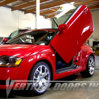 Audi TT Lambo Doors | Vertical Doors Conversion Kits – CARiD com