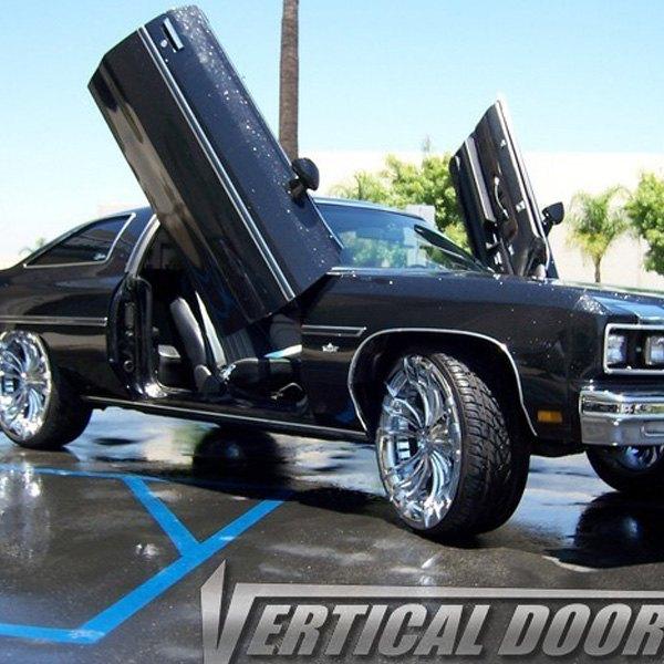 Vertical Doors® - Lambo Door Conversion Kit & Vertical Doors® VDCCHEVYCIMP7176 - Lambo Door Conversion Kit