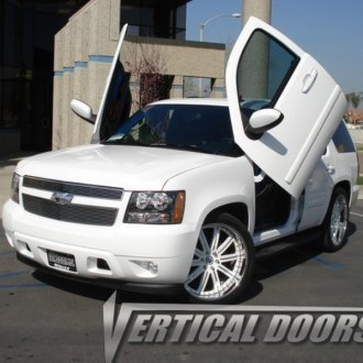Vertical Doors® - Front Lambo Door Conversion Kit
