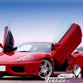 Vertical Doors® - Lambo Door Conversion Kit & Ferrari Lambo Doors | Vertical Doors Conversion Kits u2013 CARiD.com