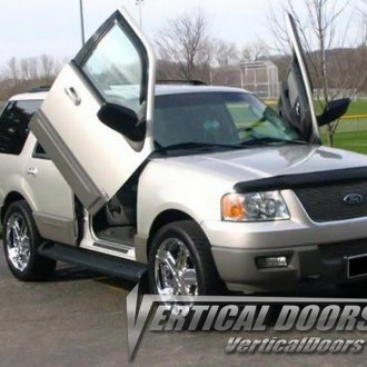 ford expedition lambo doors vertical doors conversion kits carid com ford expedition lambo doors vertical