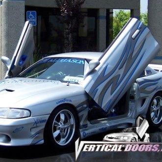 1995 Ford Mustang Lambo Doors Vertical Doors Kits Carid Com