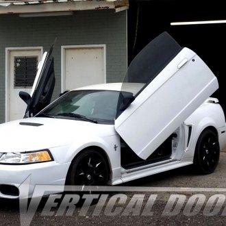 2001 Ford Mustang Lambo Doors Vertical Doors Kits