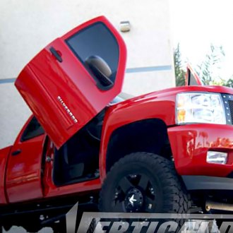 Vertical Doors® - Lambo Door Conversion Kit & GMC Sierra Lambo Doors | Vertical Doors Conversion Kits \u2013 CARiD.com