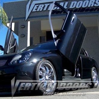 Infiniti G35 Lambo Doors Vertical Doors Conversion Kits