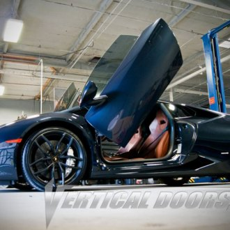 Vertical Doors® - Lambo Door Conversion Kit & Lamborghini Lambo Doors   Vertical Doors Conversion Kits u2013 CARiD.com