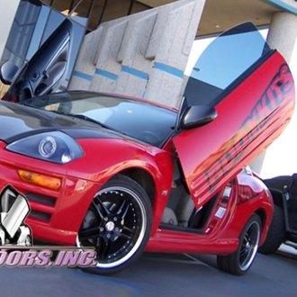2003 Mitsubishi Eclipse Lambo Doors Vertical Doors Kits