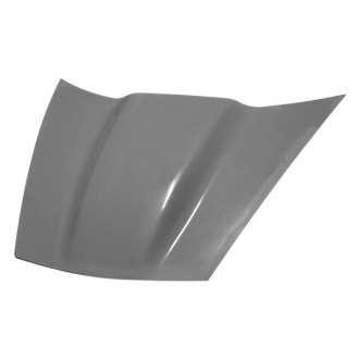 Vertical Doors® - CA Super Coupes™ ZLR Style Fiberglass Hood (Unpainted)