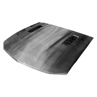 Vertical Doors® - CA Super Coupes™ Saleen Style Carbon Fiber Hood