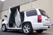 Vertical Doors® - Lambo Rear Door Conversion Kit