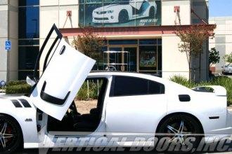 2013 Dodge Charger Vertical Doors Vertical Door Kits