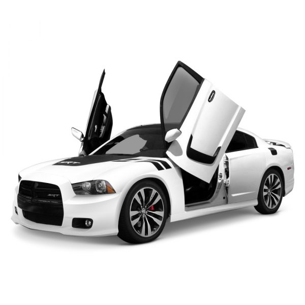 Chrysler 300 2006 Ground Effects Package: Dodge Charger 2006-2010 Lambo Door