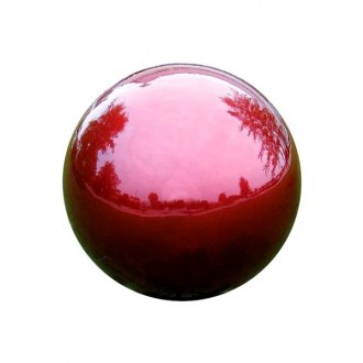 "Very Cool Stuff® - 10"" Globe Red"