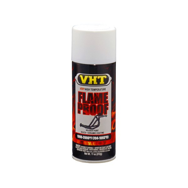 VHT® - Flameproof™ Very High Temperature Primer (Flat White)