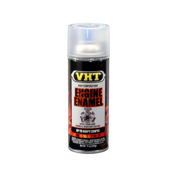 VHT® - High Temperature Engine Enamel Coating (Gloss Clear)