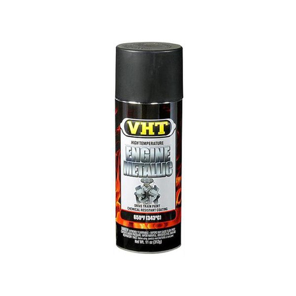 VHT® - Engine Metallic™ High Temperature Coating (Black Pearl)
