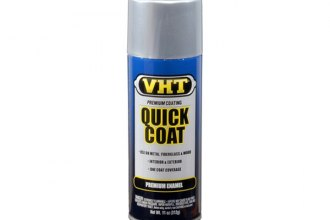 VHT® - Quick Coat™ Acrylic Enamel (Silver Chrome)