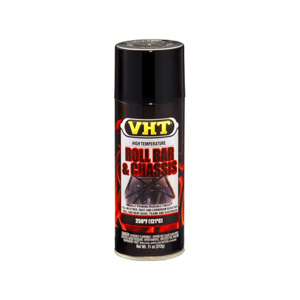 VHT® - High Temperature Roll Bar and Chassis Coating (Gloss Black)