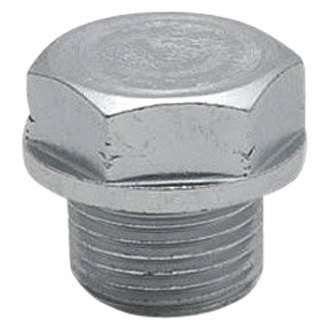 Vibrant Performance® - Zinc Plated Hex Bolts for Plugging Oxygen Sensor