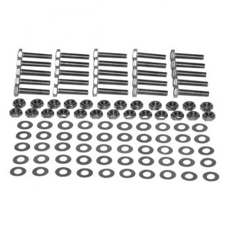 Vibrant Performance® - M10 Fasteners Bulk Pack (25 x M10 Bolts, 25 x M10 Nuts, 100 Washers)