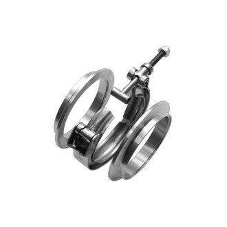 Vibrant Performance® - Stainless Steel V-Band Flange Assembly, 2.75""