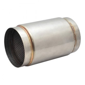 "Vibrant Performance® - Stainless Steel Race Muffler (5"" Inlet / Outlet Diameter, 9"" Length)"