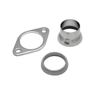 Vibrant Performance® - 304 SS J-SPEC Header Outlet Flange Kit