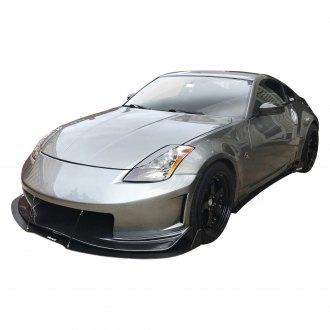 Nissan 350z Custom Bumpers Valances Carid Com