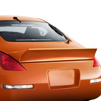 Vicrez® - Rear Lip Spoiler