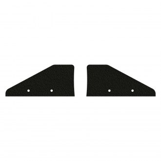 Vicrez® - Standard Black Side Skirt Splitter Winglets