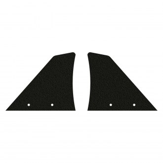 Vicrez® - Stingray Black Side Skirt Splitter Winglets