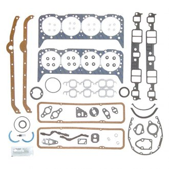 Victor Reinz® - Engine Gasket Set without Exhaust Pipe Gasket