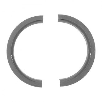 Victor Reinz® - 2 Piece Lip Relocator Type Standard Main Bearing Gasket Set
