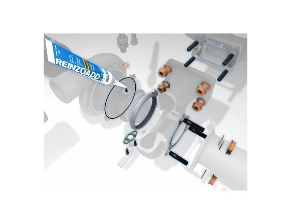 Victor Reinz® - Turbocharger Mounting Kits