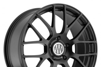 "VICTOR® - INNSBRUCK Matte Black (19"" x 8"", +45 Offset, 5x130 Bolt Pattern, 71.5mm Hub)"