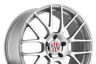 "VICTOR® - INNSBRUCK Silver with Mirror Cut Face (18"" x 8"", +45 Offset, 5x130 Bolt Pattern, 71.5mm Hub)"