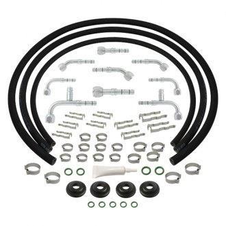 Vintage Air® - E-Z Clip A/C Hose Kit