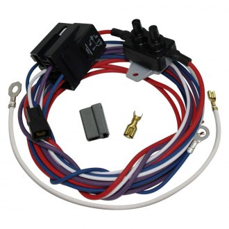 Vintage Air® - Cooling Fan Wiring Kit