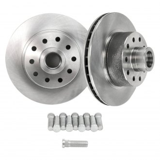 "Vintage Parts® - 11"" Brake Rotors with 5x4.5"" Bolt Pattern"