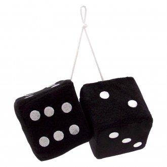 Vintage Parts® - Fuzzy Dice