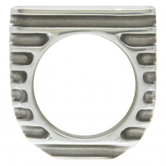 Vintage Parts® - Gauge Finned Bezel Mount