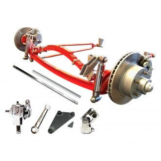 Vintage Parts® - Super Deluxe Four Link Solid Axle Kit