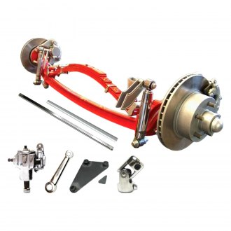 Vintage Parts® - Super Deluxe Solid Axle Kit